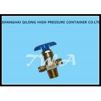 Brass oxygen cylinder valves,pressure reducing valves QF-5,QF-5A,GB8335 PZ27.8 ,connected by thread GB8335 PZ27.8 Manufactures