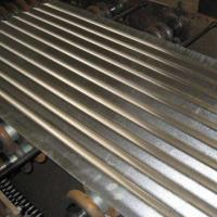 Buy cheap Galvanized Corrugated Steel Sheet, Made of SGC/SGCH, Suitable for Roof from wholesalers