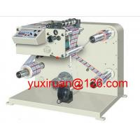 Automatic Paper Label Slitting Machine For Round Knife HBF-420 Manufactures
