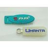 Buy cheap OEM Factory PVC Rubber Puller Zipper, Custom Company Logo Head Zip Puller from wholesalers