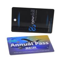 Buy cheap TK4100 RFID Smart Membership Card , Contactless Chip Card For Time Attendance product