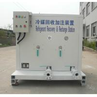 Buy cheap Metal 15HP Industrial Refrigerant Recovery Machine For ISO Tank High Performance from wholesalers