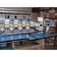 Multipurpose Barudan Sewing Machine , Custom Embroidery Machine For Hats Manufactures