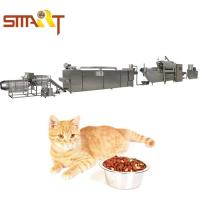 Buy cheap Automatic Dry Dog Food Making Machine 1000kg/8hr Pet Food Production Line from wholesalers