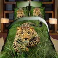 Buy cheap China home textile factory best price 3D the animal series bedding set support OEM from wholesalers