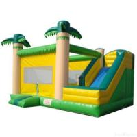 Buy cheap Tropical Jungle Inflatable Bouncer product