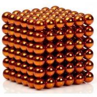 Hot Neocube /Buckyball (Orange) Manufactures