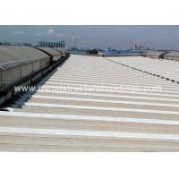 GB Material Welded Steel Frame Buildings With Single Source Control Manufactures