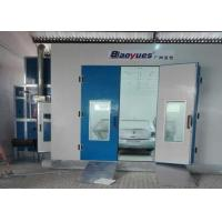 Buy cheap LED Lights Professional Car Spray Booth , Auto Body Paint Booth 4.5M Width from wholesalers