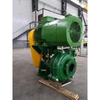 Buy cheap 6 × 4 SH100D Mining Industry Rubber Lined Slurry Pumps from wholesalers