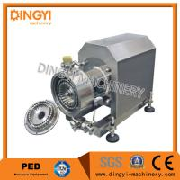 Buy cheap Sanitary High Shear Dispersing Emulsifier Stainless Steel 316L Food Grade from wholesalers
