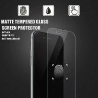 Wholesale IPhone 6s Plus Tempered Glass Matte Screen Protector Anti - Reflex High Clarity from china suppliers