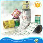 Buy cheap flexible packaging laminate aluminum pe film from wholesalers