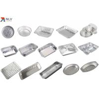 Buy cheap aluminum foil containers with lids from wholesalers