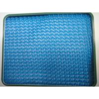 Buy cheap Blue / Black Scaffolding Safety Netting  Construction safety nets from wholesalers