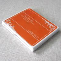 Buy cheap Slim orange usb 2.0 memory card reader with sd mmc m2 t-flash mini sd for pc laptop from wholesalers