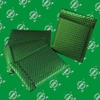 Wholesale Green Metallic Foil Bubble Envelope from china suppliers