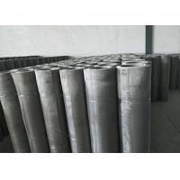 Wholesale 20 Micron Stainless Steel Mesh Low Elongation And High Tension from china suppliers
