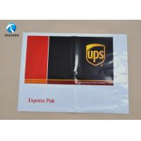 Wholesale Heavy Duty DHL EMS UPS Plastic Courier Bags with Custom Logo Printed from china suppliers