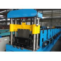 Wholesale 0.8 - 1.2mm Thickness Cable Tray Roll Forming Machine 11KW + 5.5KW from china suppliers