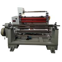 Wholesale Auto PVC tarpaulin slitter rewinder machine with high quality from china suppliers