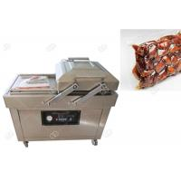 Buy cheap Food Grade Vacuum Food Packing Machine 118cm Open Height CE Certification from wholesalers