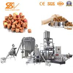 Buy cheap Saibainuo Dog Food Machine , Kibble Animal Feed Extruder Pet Food Making Machine from wholesalers