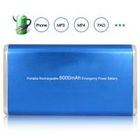Buy cheap FirstSing FS00132 Portable Rechargeable 6000mAh Emergency Power Battery from wholesalers