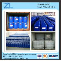 Buy cheap Formic acid With MSDS from wholesalers