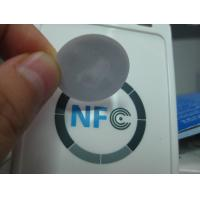 Buy cheap PET NFC Tag Stickers Adhesive RFID Tags Label 6 DIfferent Colors Alarm Clock Control All P from wholesalers