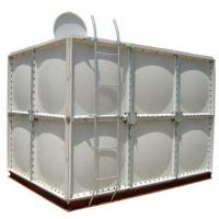Buy cheap grp sectional water tank from wholesalers