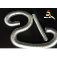 Buy cheap Aluminum 2 Inch Flexible Corrugated Hose Flame Retardant For Motorcycle from wholesalers