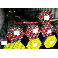 Buy cheap DIN 17175 Seamless Alloy Steel Pipe Wall Thickness Tolerance And Mechanical Properties from wholesalers