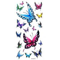Wholesale promotion vary animal tattoo sticker from china suppliers