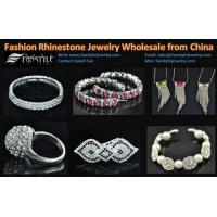 Buy cheap Crystal Jewelry Making Supplier from China from wholesalers