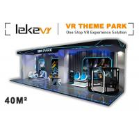 Buy cheap Vr Theme Park Supplier 9D Virtual Reality Cinema 9d Virtual Reality Game Machine For Sale from wholesalers
