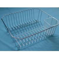 Quality steel kitchen dish rack for sale