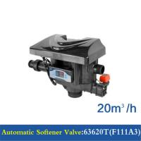 Buy cheap 20 M3/H Capacity Water Softener Control Valve 63520T(F111A1) / 63620T(F111A3) from wholesalers
