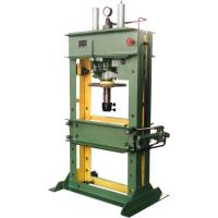 Wholesale 3150 KN PLC semi-auto Single Action horizontal Hydraulic Stamping Press machine working from china suppliers