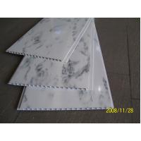 Buy cheap Waterproof Bathroom Wet room Wall Panels / Construction PVC Wall Panel from wholesalers