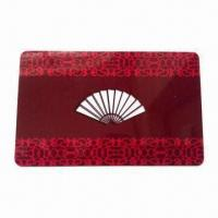 Buy cheap NXP Mifare S50 1k RFID Card for Personal ID/Campus Card, Printable with Barcode from wholesalers