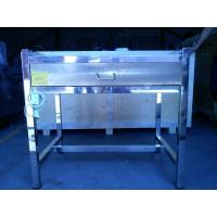 Buy cheap Humanized Softgel / Capsule Inspection Machine / Inspection Table With 304 SUS from wholesalers