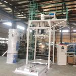 Buy cheap FIBC Bag Limestone Powder Jumbo Bag Packing Machine from wholesalers
