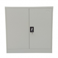 Buy cheap 2 Shelves Electrostatic Spray 900mm Furniture Office Cabinet from wholesalers