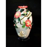 Buy cheap Hand Painted Flower Table Lighting (SYT-DPL078) from wholesalers