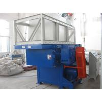Buy cheap Waste Plastic Bag Shredder Machine / Industrial Plastic Grinding Equipment from wholesalers