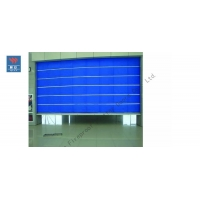Buy cheap Manual Motorized Garage 180Min Fire Rated Roller Shutter from wholesalers