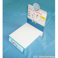 Customized fashionable literature Acrylic Display Stands for travel agencies Manufactures
