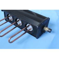 Buy cheap Black Coating 10 Tube Solar Collector , U Pipe Solar Water Collector from wholesalers