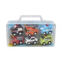Buy cheap Toy vehicle mini pull back car 6 asst from wholesalers